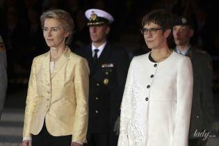 Кто эффектнее: битва деловых образов бывшего и нынешнего министров обороны Германии
