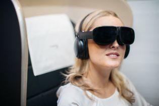 British Airways почне видавати пасажирам окуляри віртуальної реальності під час польоту