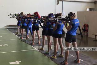 Определился состав женской сборной Украины по биатлону на летнем Чемпионате мира