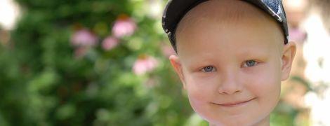 Кирюшке приходится бороться со вторым рецидивом рака крови