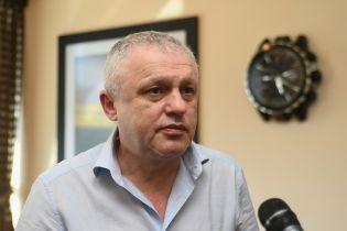 """Суркис: """"Динамо"""" не оправдало ожиданий фанатов, но я всегда люблю начинать с чистого листа"""