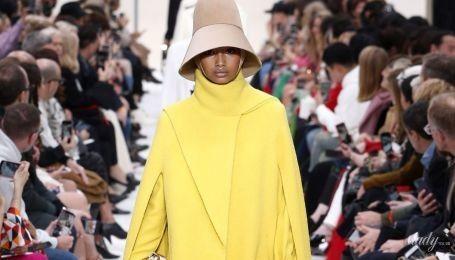 Кейп-пальто - самая модная вещь сезона осень-зима 2019-2020
