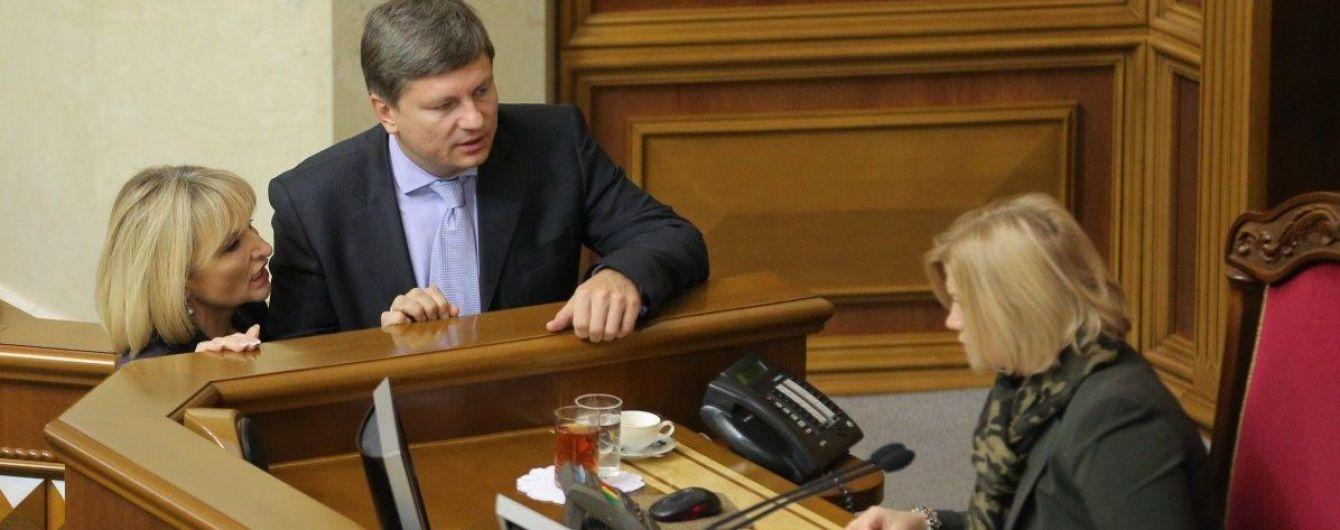 Геращенко, Герасимов, Луценко, Шуфрич і Княжицький. ЦВК офіційно зареєструвала ще 63 нардепів