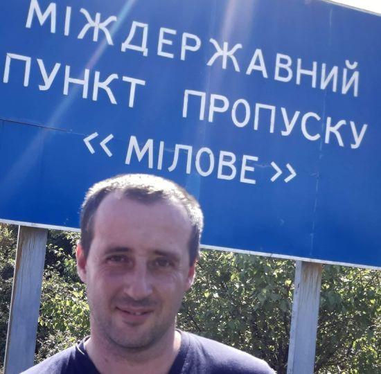 У Росії звільнили українського політв'язня, якого затримали в Криму й катували струмом. Він уже вдома