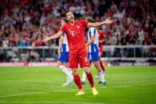 """""""Баварія"""" сенсаційно не зуміла обіграти """"Герту"""" в стартовому матчі Бундесліги"""