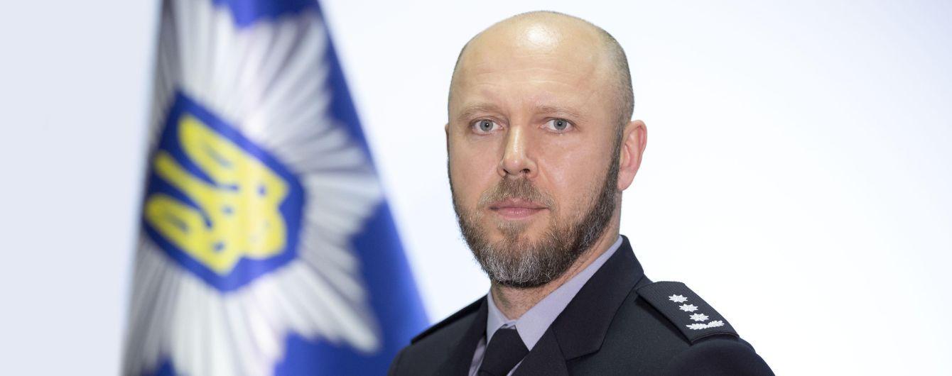 Заместитель главы Нацполиции объявил об отставке и напомнил о Деканоидзе