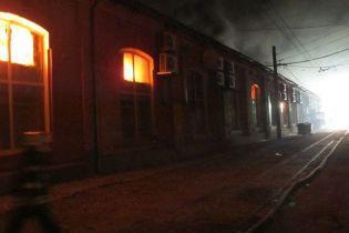 Пожежа в одеському готелі знеструмила трамвайне депо: вагони вийшли на маршрути із запізненням