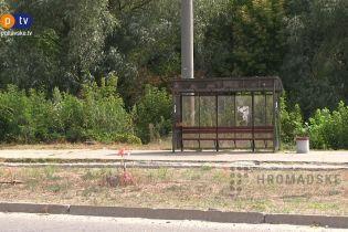 На Полтавщине женщина родила ребенка прямо на автобусной остановке