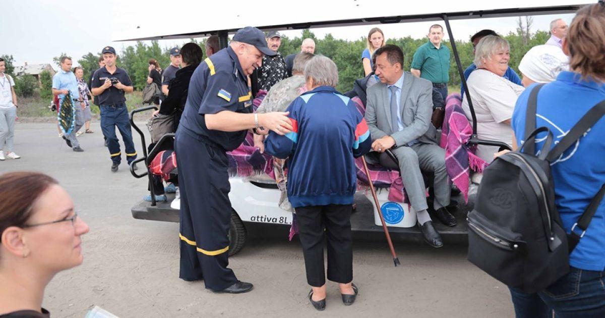 @ Facebook/Луганська обласна військово-цивільна адміністрація