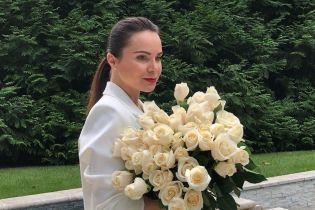 Беременная Лилия Подкопаева растрогала редким снимком с мужем