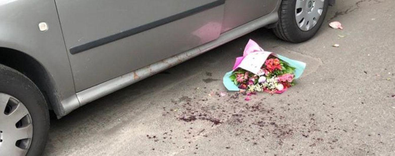 У Києві чоловік завдав колишній дружині 11 ножових поранень: жінка у важкому стані в реанімації