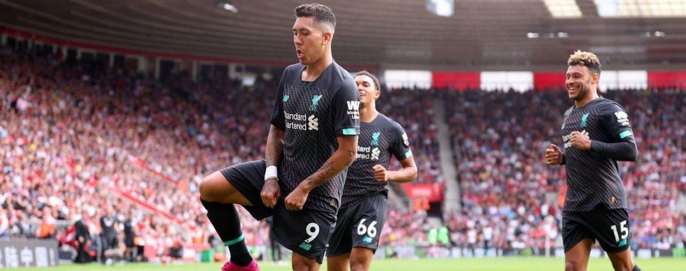 """""""Ливерпуль"""" после триумфа в Суперкубке УЕФА справился со """"святыми"""", но пропустил очень курьезный гол"""