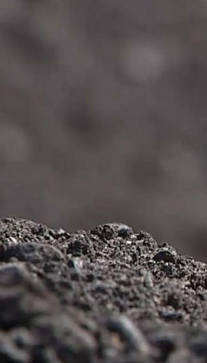 На Полтавщине за ночь украли 180 тонн отфрезерованного асфальтобетона