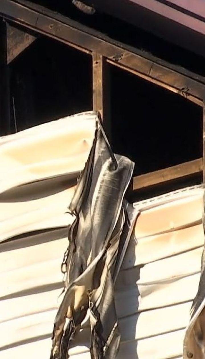 Смертельна пожежа в готелі: на Одещині оголошено день жалоби