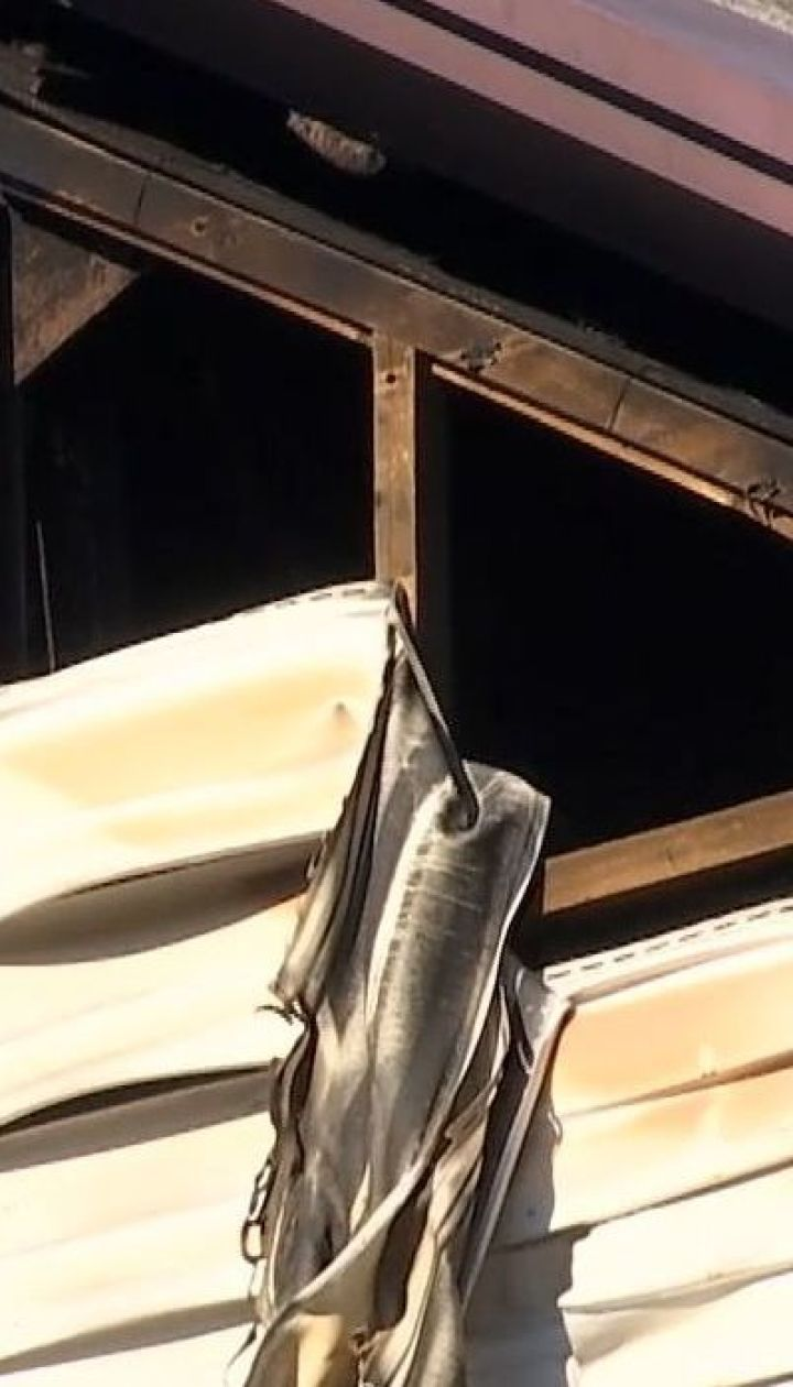 Смертельный пожар в отеле: в Одесской области объявлен день траура