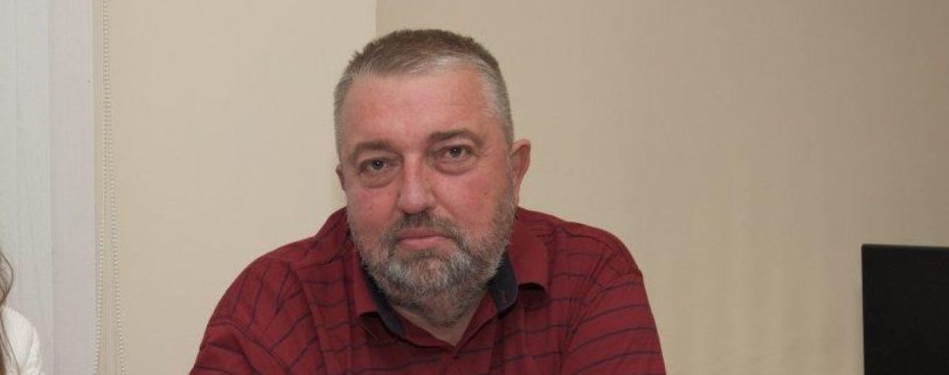 Суд взял под стражу шурина заместителя министра Грымчака