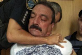 Пьяный помощник начальника областной полиции совершил тройное ДТП и скрылся. Его уже задержали