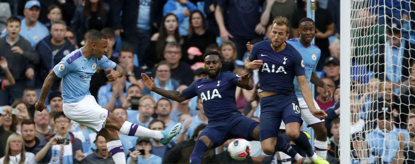 """Футболіст """"Манчестер Сіті"""" назвав VAR лайном після незарахованого голу у ворота """"Тоттенхема"""""""