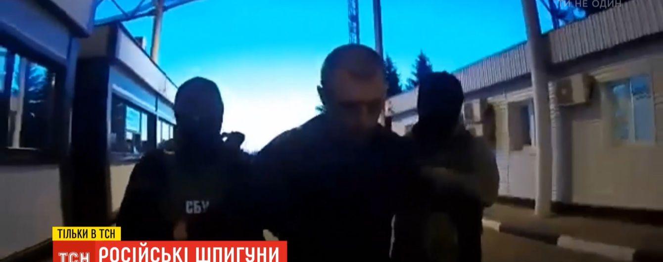 В Запорожье на стратегическом авиазаводе задержали агента ГРУ РФ, который сдал россиянам секреты
