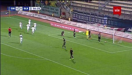 Заря – Александрия - 0:1. Видео гола Ковальца
