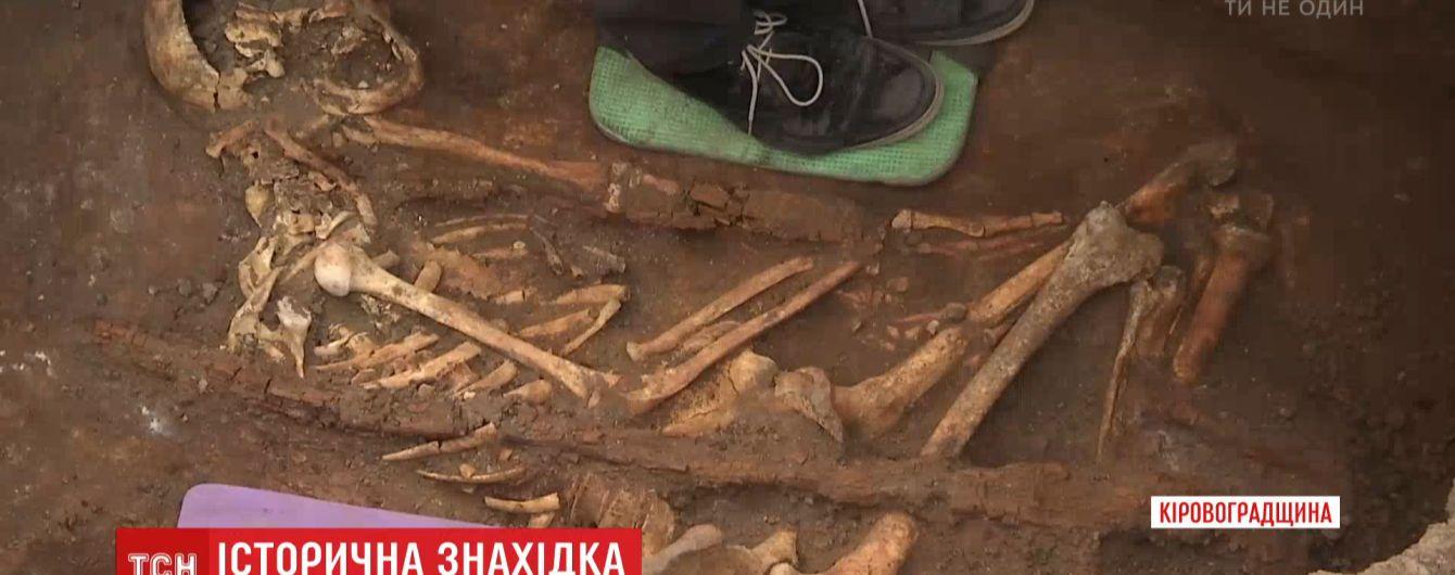 Унікальна знахідка. Під найгіршою трасою України знайдено поховання часів біблійного Мойсея