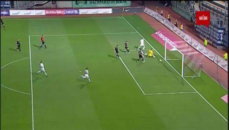 Заря – Александрия - 0:2. Видео гола Ковальца
