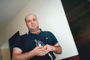 """Полиция задержала скандального блорега """"Малыша"""", который избил бойца АТО за слова о войне с Россией"""