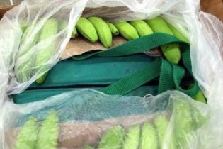 Кокаина на 2,5 миллионов евро нашли в коробках с бананами в Болгарии