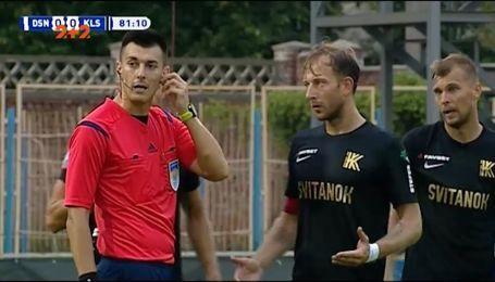 Десна - Колос - 0:0. Видеообзор матча