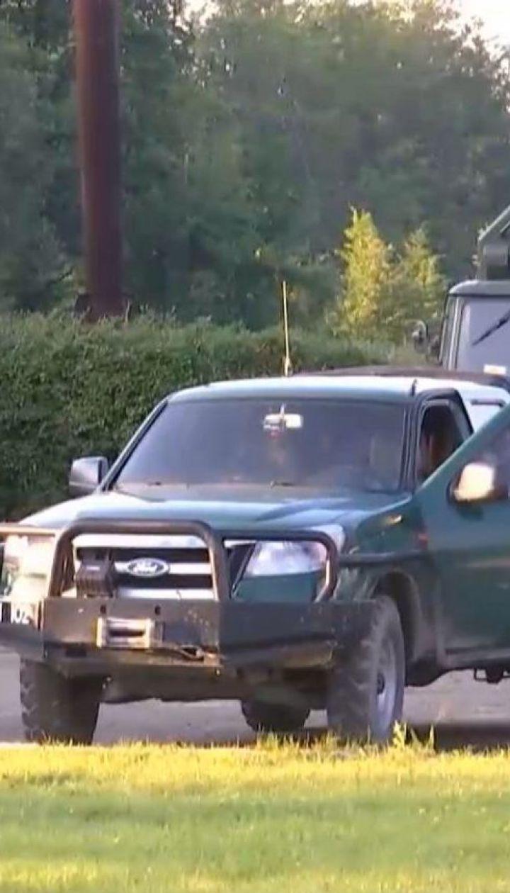 На Буковине пограничники обстреляли авто, которое не реагировало на требование остановиться
