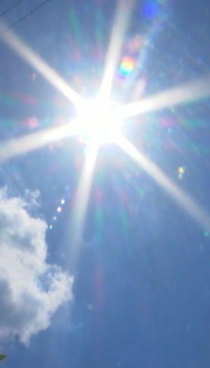 Жара возвращается: синоптики прогнозируют украинцам температуру до +37