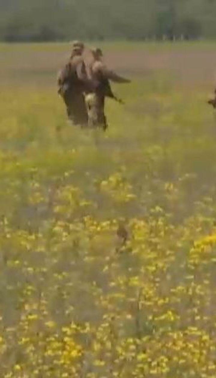 У зоні ООС один боєць Нацгвардії загинув, ще троє з пораненнями - у лікарні