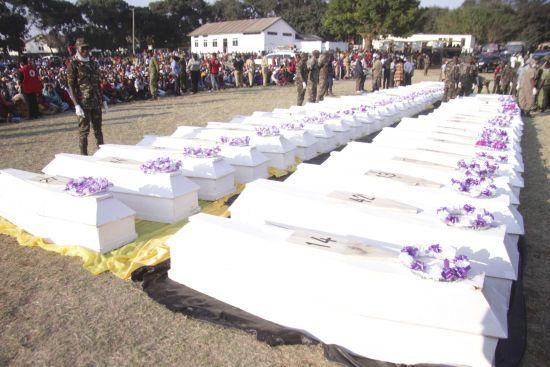 Вибух бензовоза у Танзанії: кількість загиблих збільшилась до 95