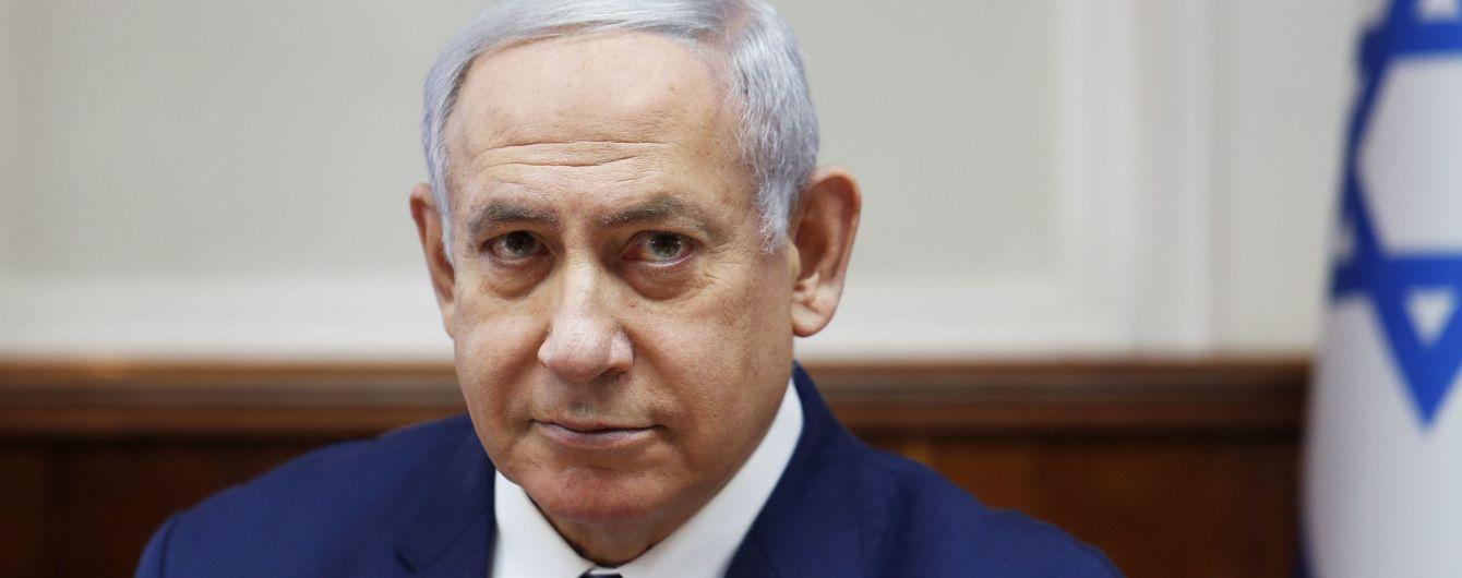 Нетаньяху предупредил о вероятности нового взрыва в столице Ливана и указал на место, где это может произойти