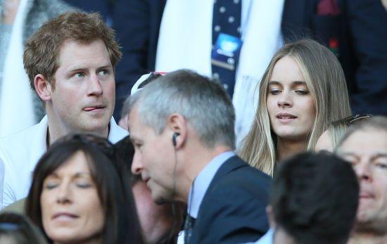 Чергова ексдівчина принца Гаррі виходить заміж