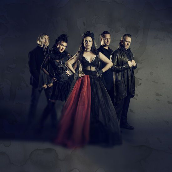 Легендарні Evanescence повертаються до Києва з новим альбомом