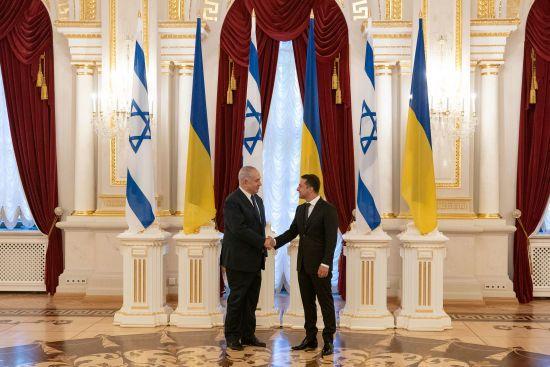 Зеленський закликав Ізраїль визнати Голодомор геноцидом українців