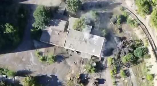 У соцмережах з'явилося відео знищення ворожих БМП біля окупованого Донецька українськими військовими