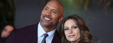 """Двейн """"Скеля"""" Джонсон одружився після 13 років стосунків"""
