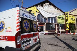 """Сгоревший отель """"Токио Стар"""" в Одессе был зарегистрирован как """"складские помещения"""" - местная власть"""
