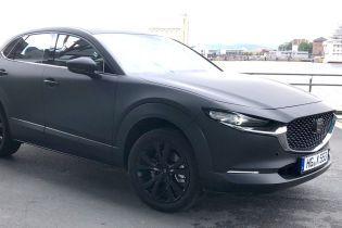 Перший електрокар Mazda зняли на тестах