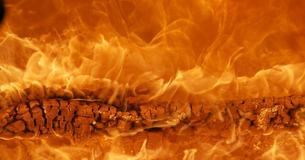 Во Львовской области во время пожара в собственном доме погиб мужчина