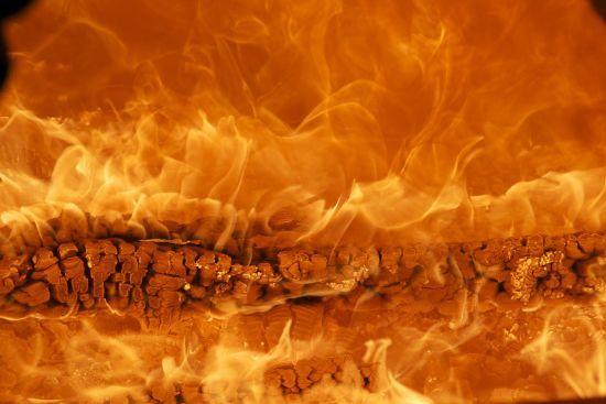 У Києві на Позняках горить ресторан