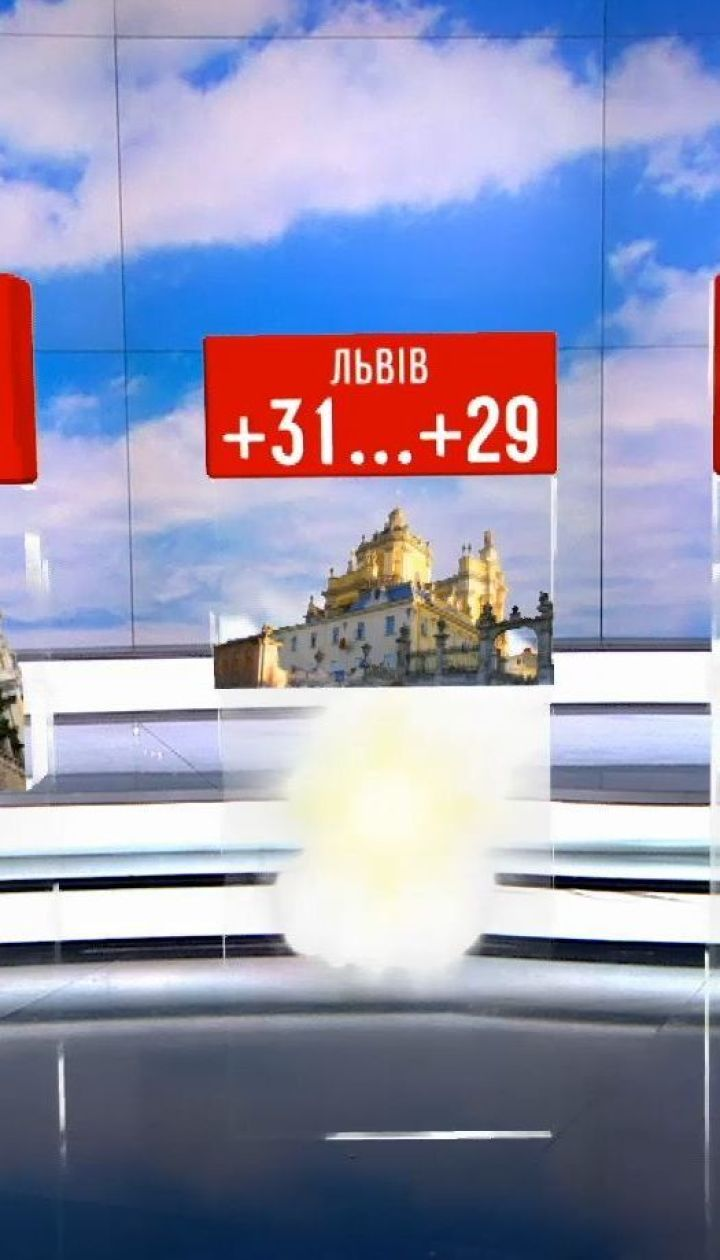 В Україну повертається спека: температура підвищиться до +37