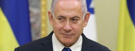 Нетаньяху объяснил инцидент с хлебом, который его жена выбросила во время встречи с самолета в Украине