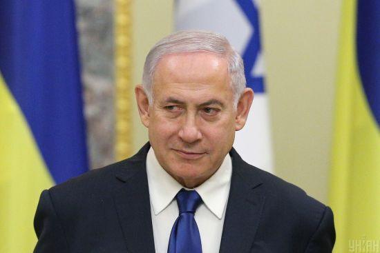Нетаньягу пояснив інцидент із хлібом, який його дружина викинула під час зустрічі з літака в Україні