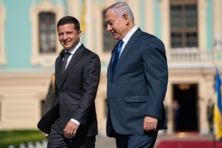 Історичний візит з нотками скандалу. Про що домовилися президент України Зеленський і прем'єр Ізраїлю Нетаньягу