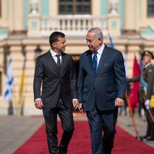 Візит Нетаньягу до Києва може спричинити для України міжнародний скандал і втрату союзника в боротьбі за Крим