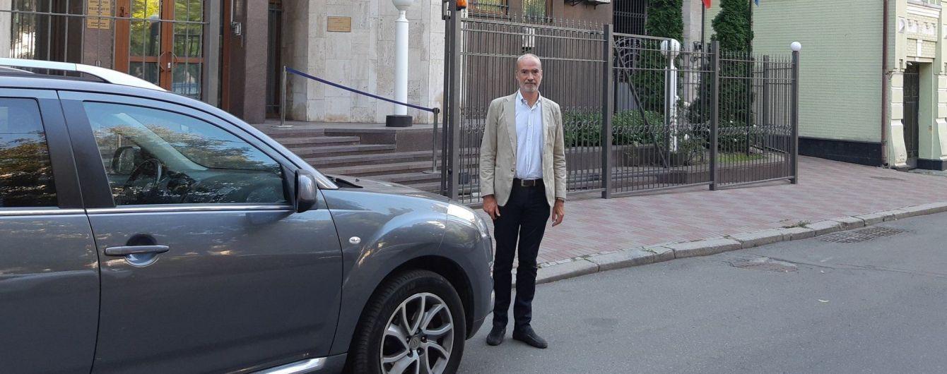 В Украину прибыл новый посол Франции