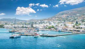 Греческий остров Парос станет уникальным островом без пластика